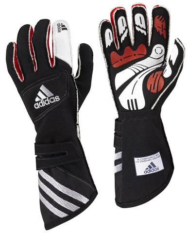 adidas adiSTAR Glove  Black/Silver