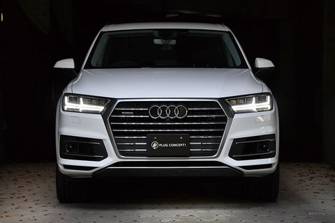 PLUG DRL! APPLY TO AUDI