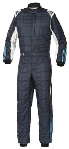 adidas Clima Cool Suit  Navy/White