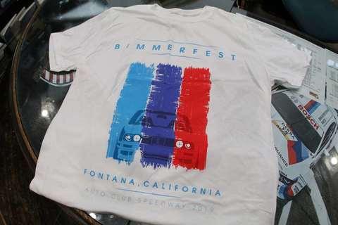 Bimmerfest 2019 T-Shirt  E30デザイン