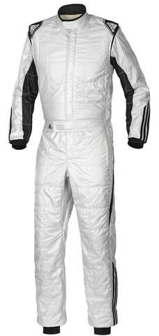 adidas Clima Cool Suit  Silver/Black