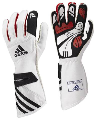 adidas adiSTAR Glove  White/Black