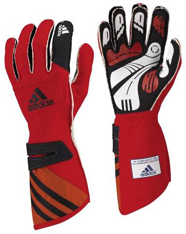 adidas adiSTAR Glove  Red/Black