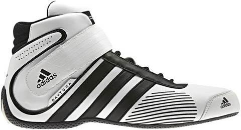 adidas  Daytona Boots White/Black