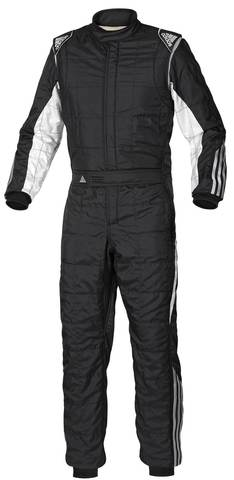 adidas Clima Cool Suit  Black/Silver