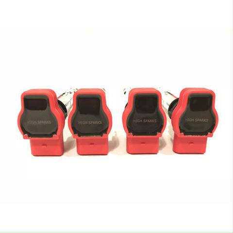 HIGHスパークイグニッションコイル for AUDI 1.8 2.0 4.2 A3 A4 A5 A6 Q3 Q5 Q7 S3 TTS TT RS4 RS5 R8