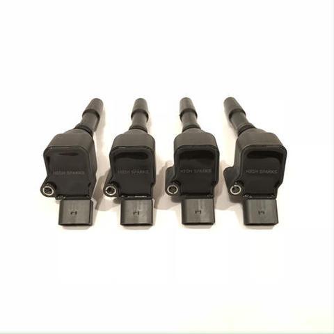 HIGHスパークイグニッションコイル for AUDI 1.8T 2.0T A3 A4 Q3 Q5 S1 S3 TT TTS
