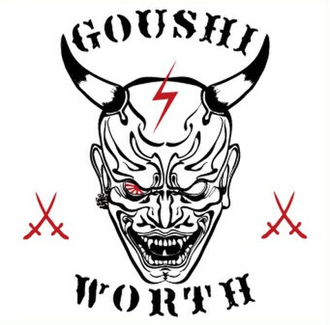 "GOUSHI x WORTH ""s/t"" CD"