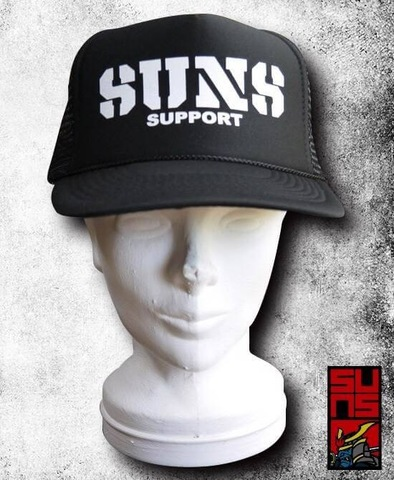 SUNS SUPPORT Trucker Cap