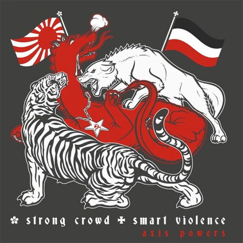 "STRONG CROWD/SMART VIOLENCE ""AXIS POWERS"" MCD"