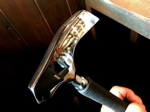 鏡面カスタム仕上◆リーサル・ウェポンステッキⅠ・Ⅲ◆護身・杖術・Lethal Weapon cane