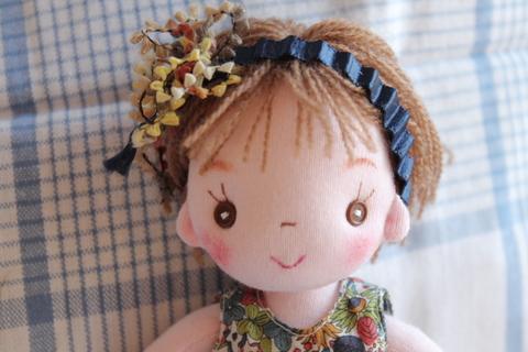 ミントちゃんNo.43 着せ替え人形