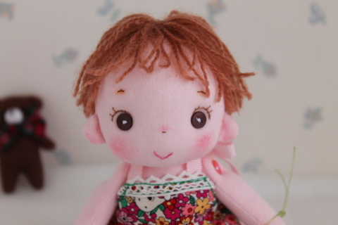 ばぶばぶちゃんNo.23 着せ替え人形