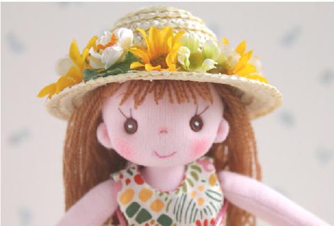 パセリちゃんNo.8 着せ替え人形