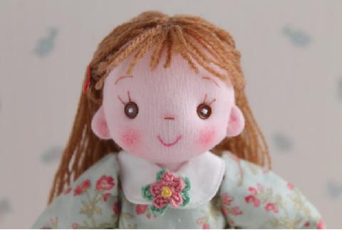 ミントちゃんNo.46 着せ替え人形