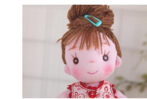 パセリちゃんNo.10 着せ替え人形