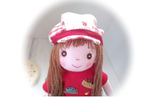 パセリちゃんNo.15 着せ替え人形