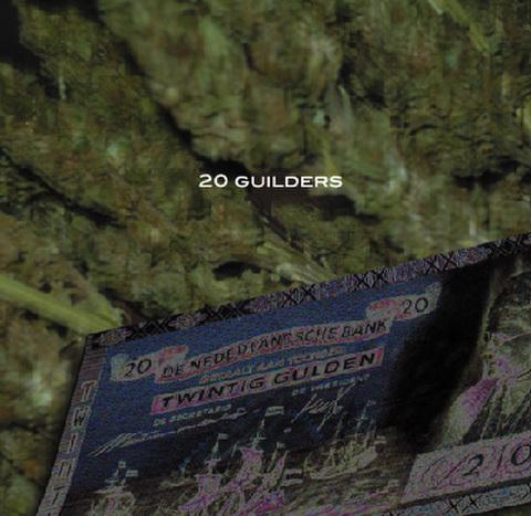 20 GUILDERS / 20 GUILDERS