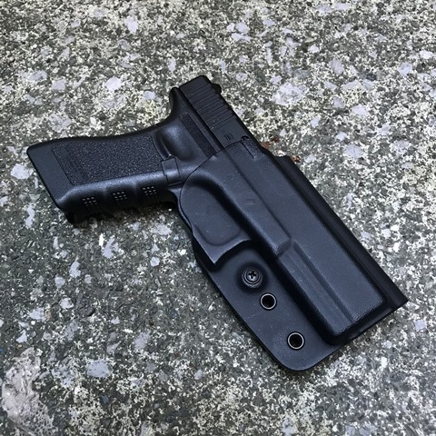 G-Code  東京マルイG17/G18C用 OSH Kydex Holster RMR CUT BLACK