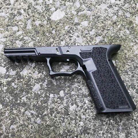 JDG グロック用P80フレーム Black