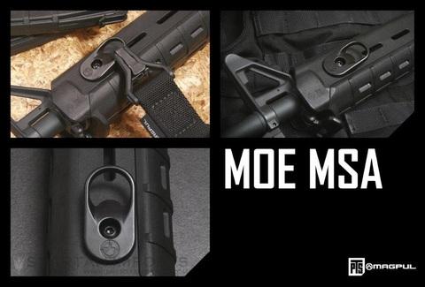 PTS MAGPUL MSA - MOEスリングアタッメント