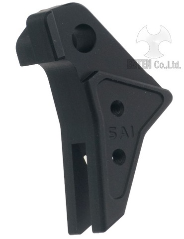 GunsModify マルイG17/18C用SAIタイプストレートトリガー