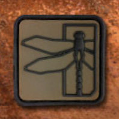 HALEY STRATEGIC 1inch DRAGONFLY OD PVC