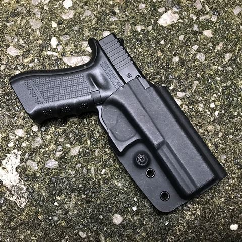 G-Code  G17用 OSH Kydex Holster RMR CUT BLACK