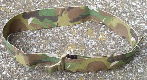 E-MM Adam belt Multicam XL