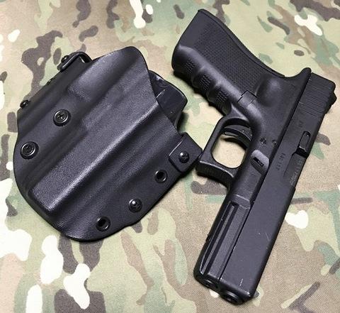 JM Custom 東京マルイ G17 OWB Holster   CANT 0