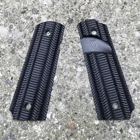VZ Grips Alien グリップ/Super Scoop  Black