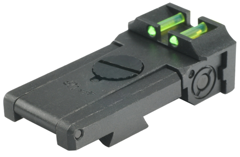 Anvil マルイハイキャパ用BO-MAR Type Optic Rear Sight (INFINITY Style)