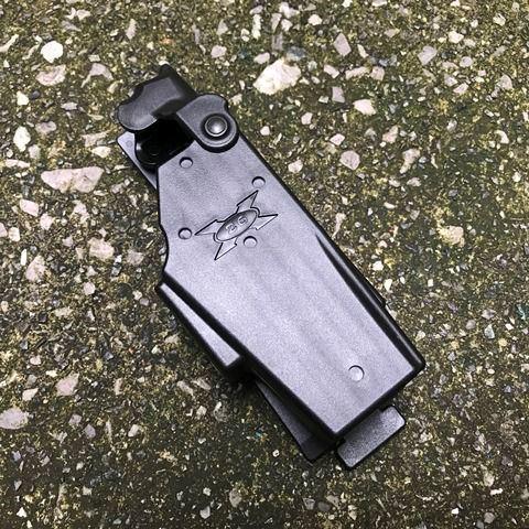 Blade-Tech Taser X26 Holster TMMS(Large)