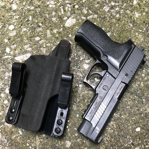 SIg P226R INCOG ホルスター