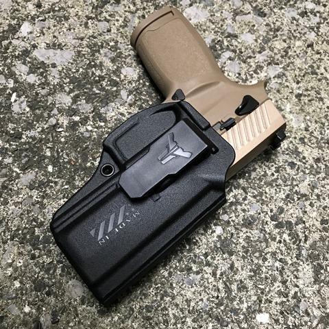 Blade-Tech SIG P320C IWB Klipt Appendix Holster