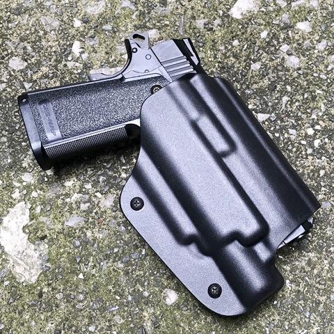 Blade-Tech GMタックライトホルスター Tek-Lok (X400Ultra/X300Ultra) Black