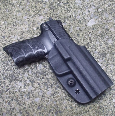 G-Code HK45用 OSH Kydex Holster BLACK