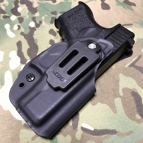 G-Code G26 Phenom Speed ホルスター