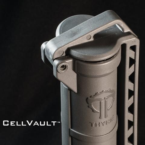 THYRM CellVault Battery Storage