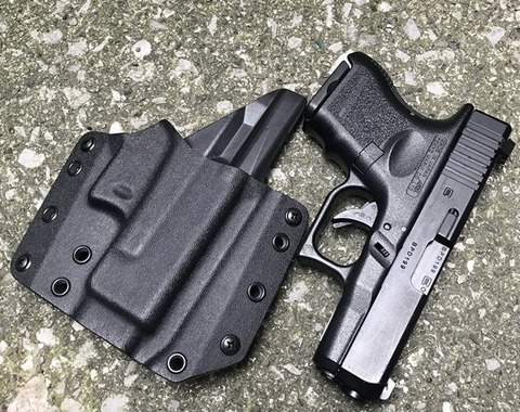 RCS G26 ファントムホルスター Government Contracts Black