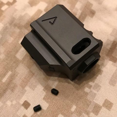 RWA Agency Arms 417 コンプ(14mm逆ネジ・ブラック)