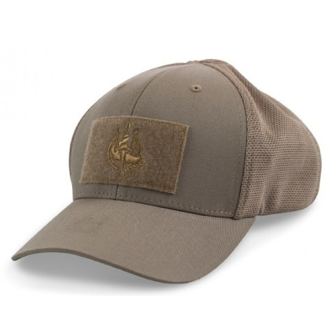 Costa Velcro Logo Patch Hat  Tan