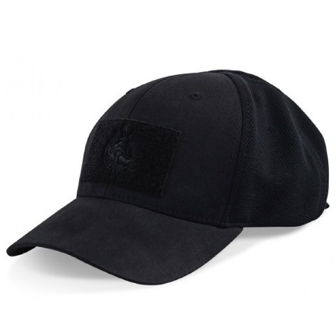 Costa Velcro Logo Patch Hat  Black