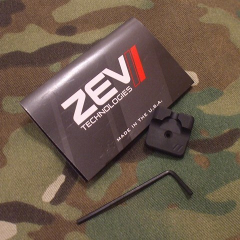 ZEV-Tech PROFESSIONAL REAR SIGHT