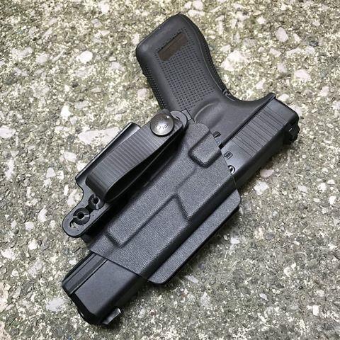 PHLster Glock Skeleton ホルスター