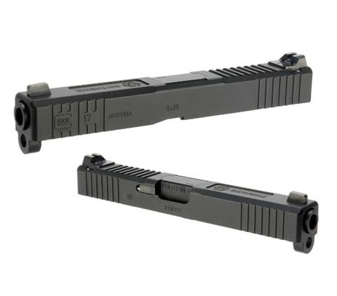 DETONATOR マルイG17用G17 Vickers/Boresight Solutions スライドセット