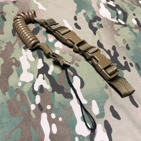 CETACEA Tactical QD ピストル・ランヤード