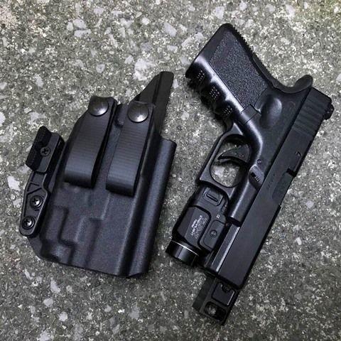 PHLster Glock / TLR-7 Spotlight Holster