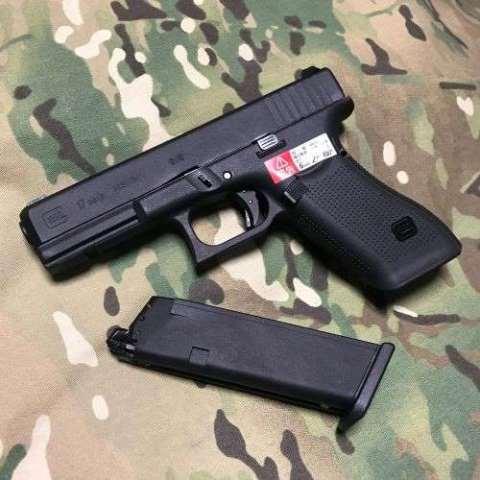 Umarex GlockAirsoft G17 Gen.5 GBBハンドガン