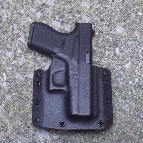 RCS  G42 Mini ファントム・ホルスター  MD CUT Black